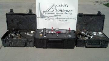 oil fluid level tool